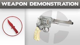 Weapon Demonstration: L