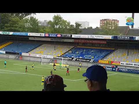 11-8-17 S.C. Cambuur - Helmond Sport: 2-1 Highlights (oefenduel)
