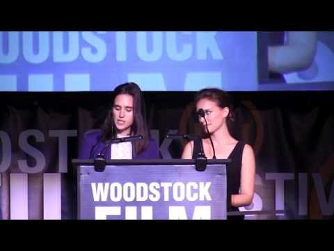 2014 Woodstock Film Festival: Darren Aronofsky Receives the Maverick Award