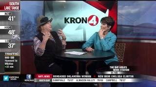 Lucie Arnaz Joins Us On Set and Talks Pippin