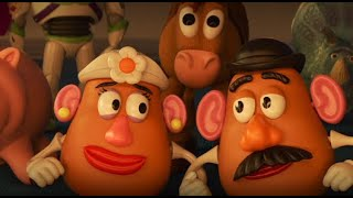All Of Mr Potato Head's Lines In Toy Story 4