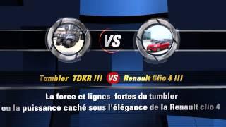 [PARODIE] The Tumbler VS Clio !