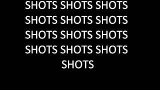 LMFAO - Shots Clean Version Lyrics