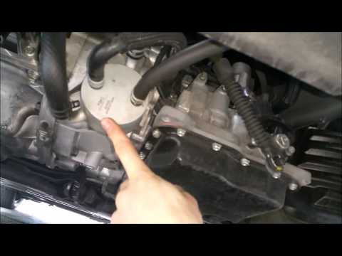 2012 Mazda 5 Transmission Oil Change And Addition Of The