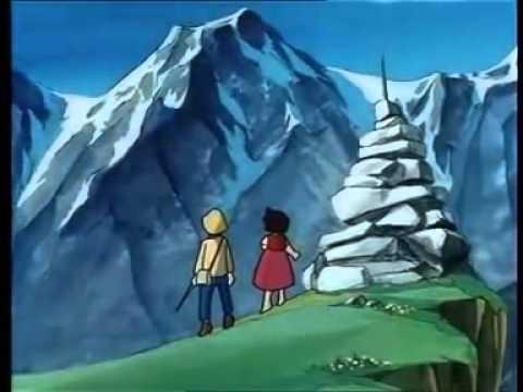 Heidi   En La Montaña  Pelicula completa