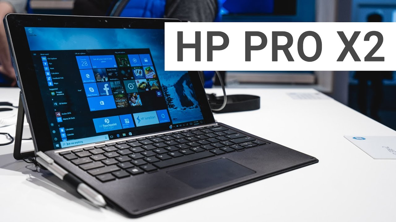 Hp Pro X2 612 G2 Quick Review An Upgradable Tablet Youtube Elite 1012 G1 Energy Star