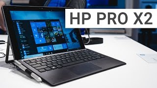 HP Pro x2 612 G2 Quick Review: An Upgradable Tablet!