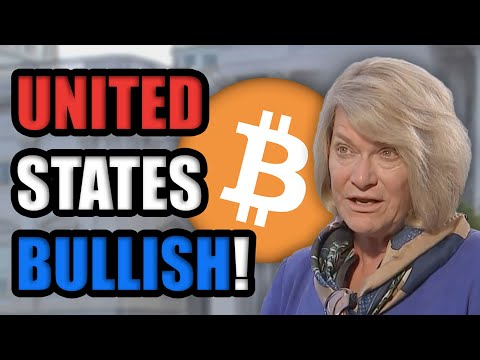Why I'm Buying More Crypto IMMEDIATELY!   United States BULLISH on Bitcoin!!   How Green is Mining?