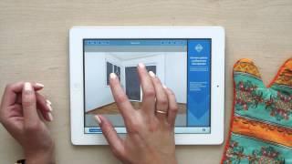 Конфигуратор окон для iPad(
