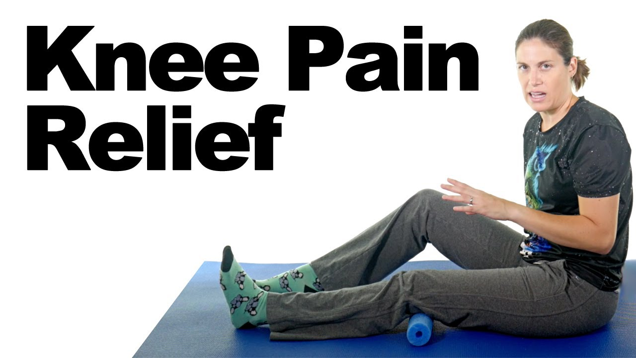 7 Easy Knee Pain Relief Treatments - Ask Doctor Jo