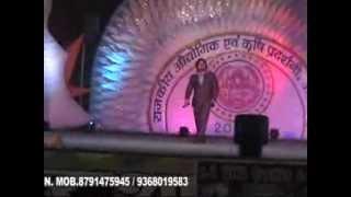 tum hi ho (ashiqui2) by shammy madaan singer (on karaoke) LIVE