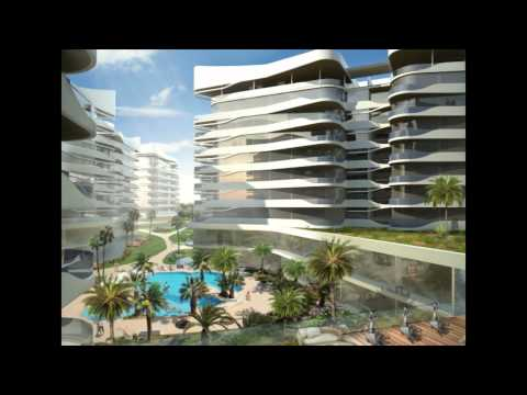 DNA  Barcelona Architects - Resort Hammamet, Tunez
