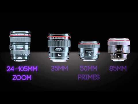 Buying Guide For DSLR Lenses