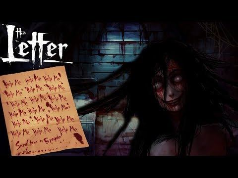 THIS GAME IS SO GOOD! The Letter #1