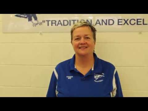 Coach Mo interview after defeating Alpena Community College
