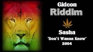 Gideon Riddim 2004