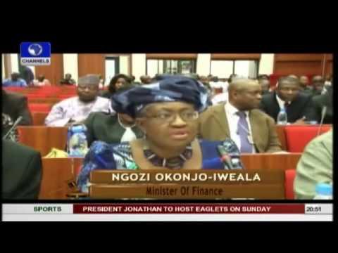 2013 Budget: Senate meets with revenue generating agencies