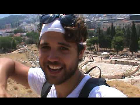 Journey to Theatre Dionysos