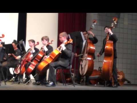 Eaglecrest High School Orchestra concert March 17, 2016