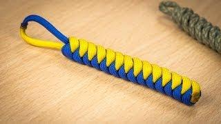 Paracord #11 - Snake Knot Lanyard