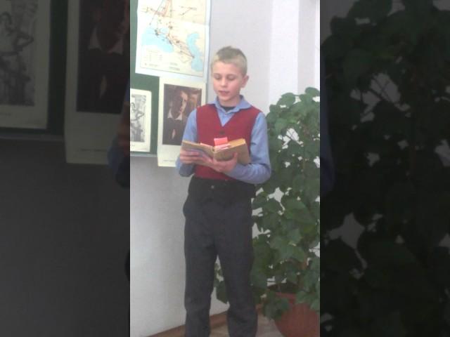 Изображение предпросмотра прочтения – СтаниславГуров читает произведение «Необычайное приключение, бывшее сВладимиром Маяковским летом надаче» В.В.Маяковского