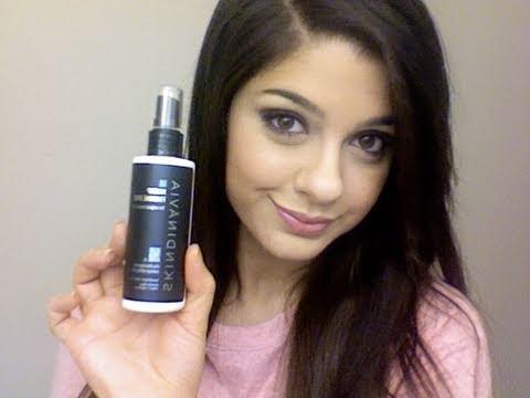Skindinavia Makeup Setting Spray Review - YouTube