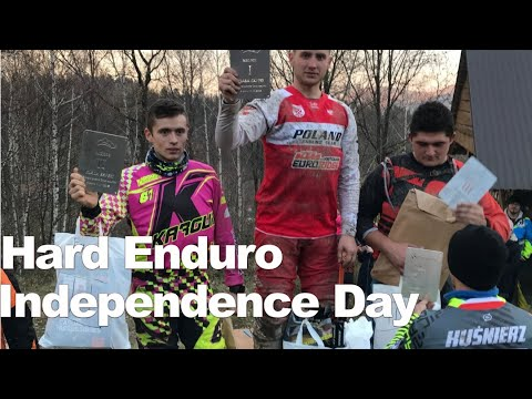 INDEPENDENCE DAY hard enduro Brenna