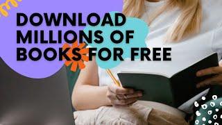 How to download any book for  free in Hindi॥ कैसे फ्री में पूरी किताब डाउनलोड  करें