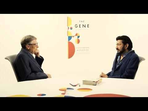 Bill Gates Talks to Dr. Siddhartha Mukherjee