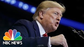 President Donald Trump: 'We Did Nothing Wrong' | NBC News