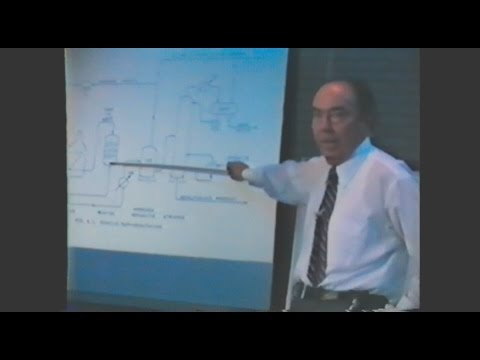 William Hettinger lecture series (10): Hydrotreating and hyd