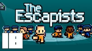 The Escapists! El Prisionero Madafaka! Capitulo 18!