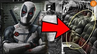 Deadpool's White X-Force Suit CONFIRMED for Deadpool 2