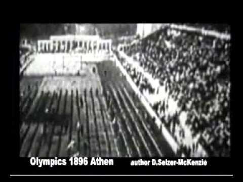 Олимпиада 1896 года