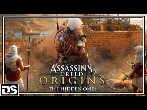 Assassins Creed Origins Die Verborgenen Gameplay German Part 1  Die Bruderschaft Deutsch