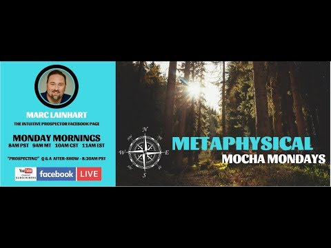 ☮️Metaphysical🕉Mocha☕️Monday's☯️  - The Healing Power of the Ocean - LIVE From Mexico