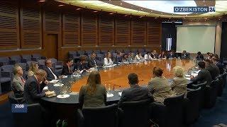 Мероприятие по приезду делегации Европейского союза