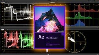 Инструменты для цветокоррекции видео в After Effects Waveform, Vectorscope - AEplug 082(Для более удобной и правильной цветокоррекции можно использовать ряд специально созданных инструментов..., 2015-04-10T07:30:00.000Z)