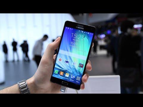 Samsung Galaxy A7 Hands-On & Erster Eindruck (Deutsch) | SwagTab