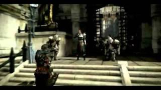 Dragon Age 2 Rise to Power Русский Трейлер от Leonardo (Работа №1)