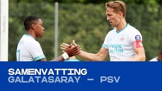 HIGHLIGHTS | Galatasaray - PSV
