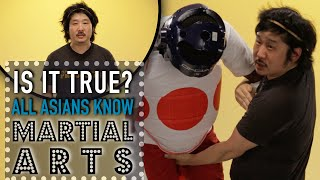 All Asians Know Martial Arts ft. Bobby Lee | Is It True?