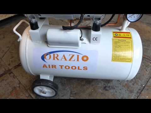 New Air Compressor Unboxing, Setup and Test
