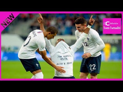 Russie-France : Après Son But, Paul Pogba Rend Hommage à Son Père Décédé