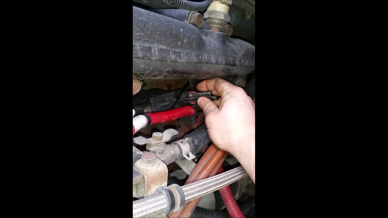 hight resolution of the ugly fix installation instructions detroit series 60 egr performance module delete kit