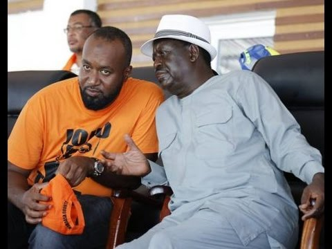 Hassan Joho speech during the ODM delegation conference