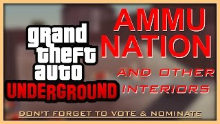 gta underground   vc mall ammu nation and other vc interiors