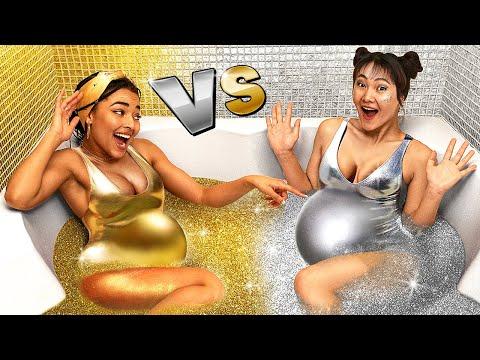 Gold vs Silver / I'm Pregnant!