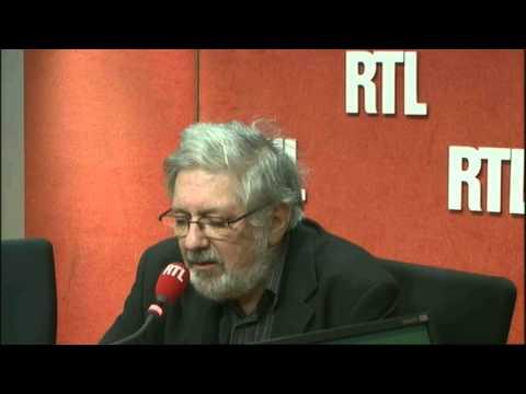Le dessinateur Tardi a refusé la Légion d'Honneur. Il était l'invité de RTL Soir - RTL - RTL