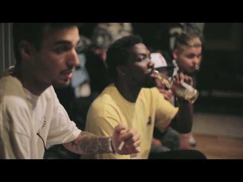 RELS B - Boys Don´t Cry (Video Tour Zaragoza 2016)